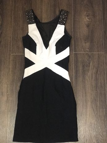 Dress платье мини (плаття) jane norman (hm,mango,zara)