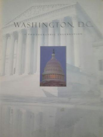 Книга Вашингтон(фото, текст на англ)