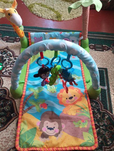 Розвиваючий коврик