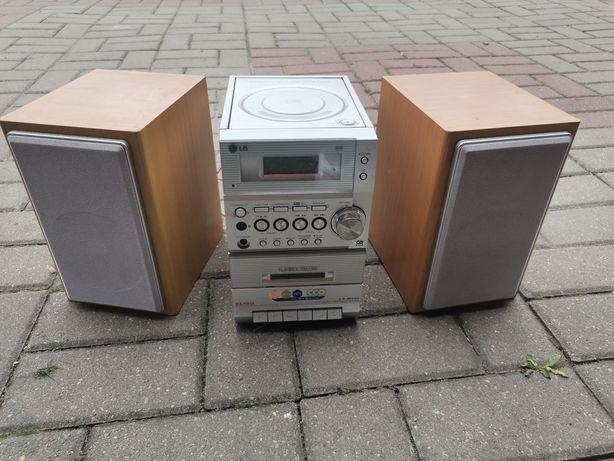 Wieża audio LG LX-M140