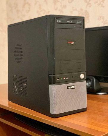 Стационарный компьютер(системный блок, монитор, клавиатура, мышь, UPS)