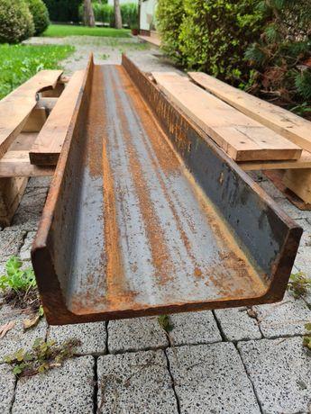 Ceownik stalowy 180x70x8 dl 182cm