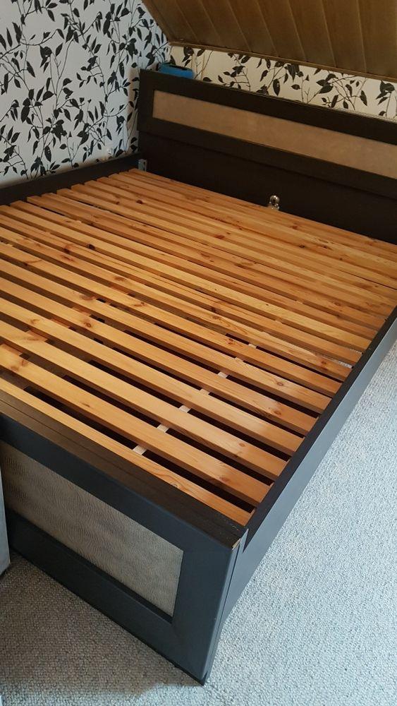 łóżko bez materaca Zimna Woda - image 1