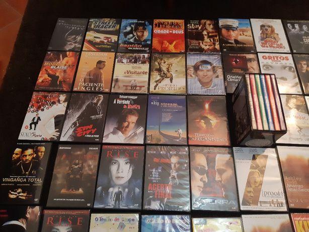 Vendo 83 Dvds