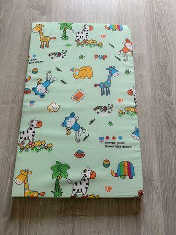 Продам новый детский матрасик 70×42×3 см