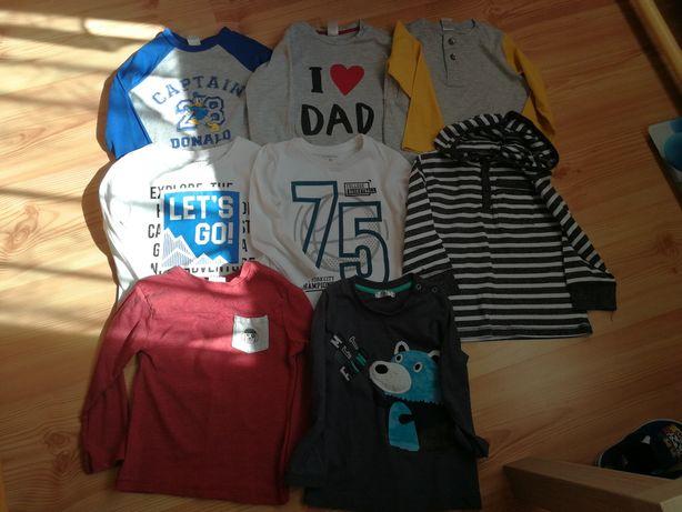 Bluzki koszulki 92