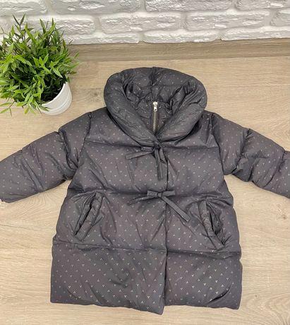Куртка( пуховик) зимняя Zara 92 см
