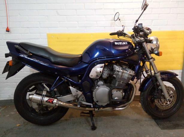 Suzuki Bandit 600 A2 1999