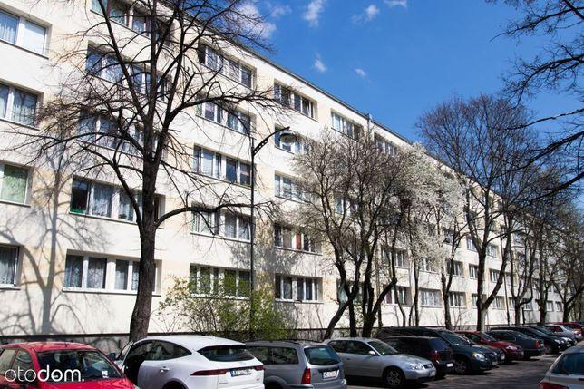 3 pokojowe mieszkanie na Bielanach, 200m do metra