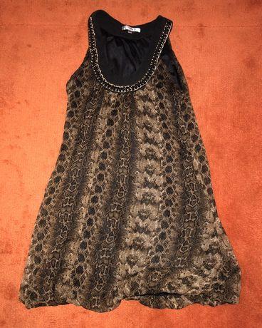 Vestido/Túnica tamanho Único