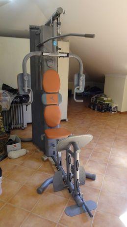 Máquina para musculação polivalente Domyos Hg 90 Boxe