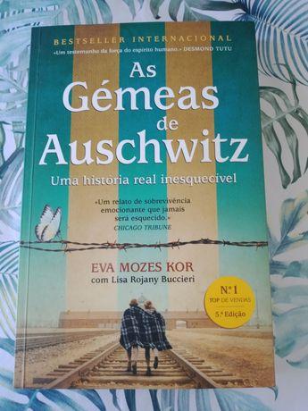 """Eva Mozes Kor - """"As Gémeas de Auschwitz"""""""