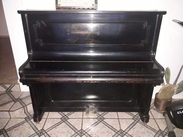 Pianino Eduard Seiler Legnitz z 1884 roku.