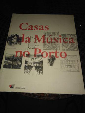 Casas da música no Porto(histórico)