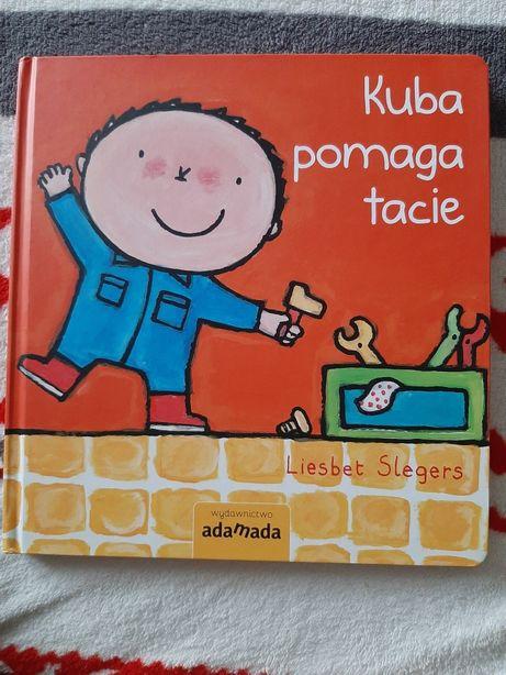 "Książka ""Kuba pomaga tacie"""