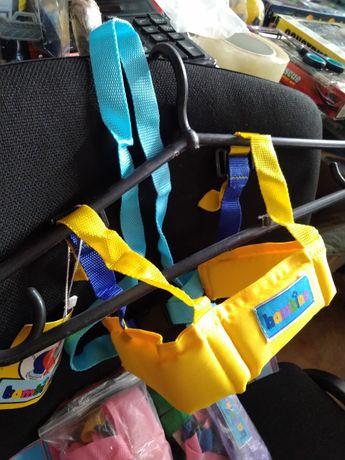 Детские ходунки вожжи, поводок