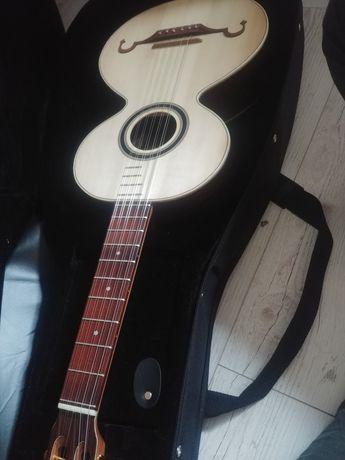 Viola campanica mandolina gitara akustyczna klasyczna portugalia