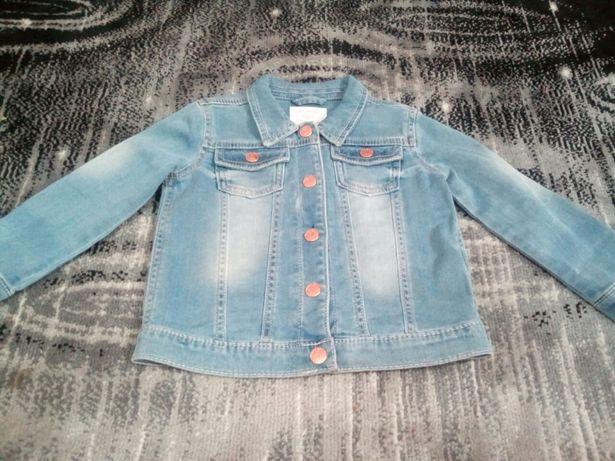 Kurteczka jeansowa F&F r.86