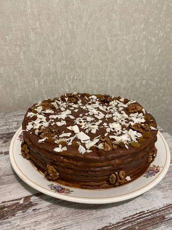 Пеку домашние торты, Пасхи по вашему заказу, готовлю Пельмени