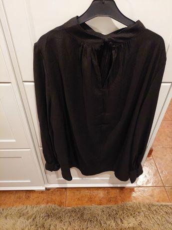 Blusa preta xl como nova