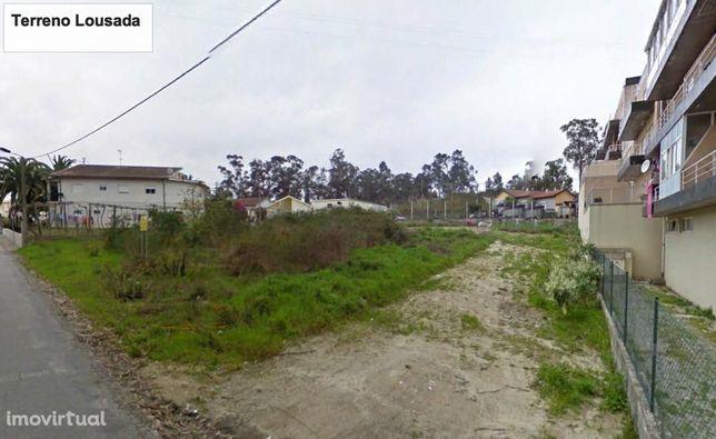 Terreno para Construção de 4 Moradias - Lousada - Bons Acessos