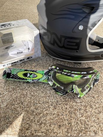 Goggles Oakley DH/Enduro/Motocross