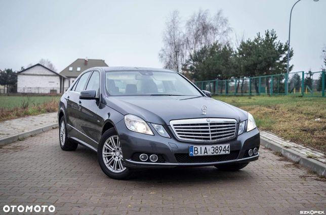 Mercedes-Benz Klasa E Mercedes E200 Elegance 2009r.Sprowadzony zarejestrowany.Stan b.dobry.
