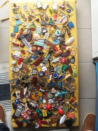 Coleção de porta chaves