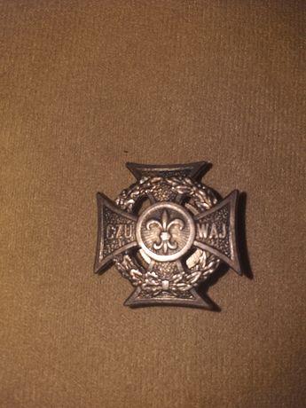 Odznaka ZHP stan bd