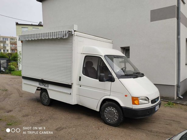 Foodtruck Ford Transit