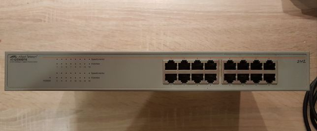 Switch Allied Telesyn AT-GS900/16