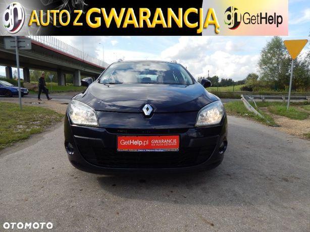 Renault Megane 1.6 benzyna 110 KM NAVI serwisowany stan idealny GWARANCJA