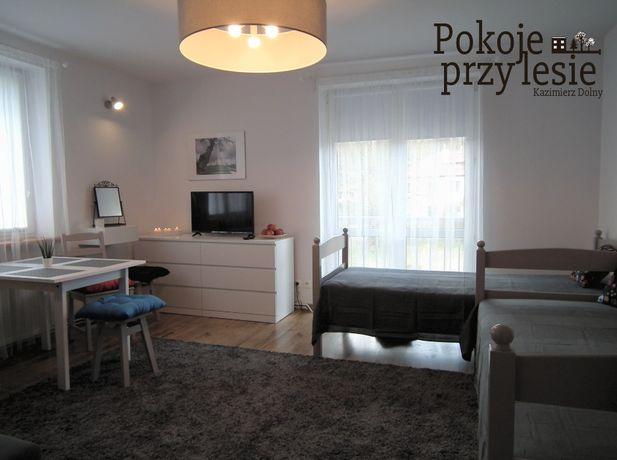 Wolne na weekend; Apartament Przy Lesie; Kazimierz Dolny - Apartamenty