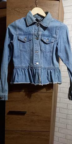 Kurtka jeansowa dżinsowa