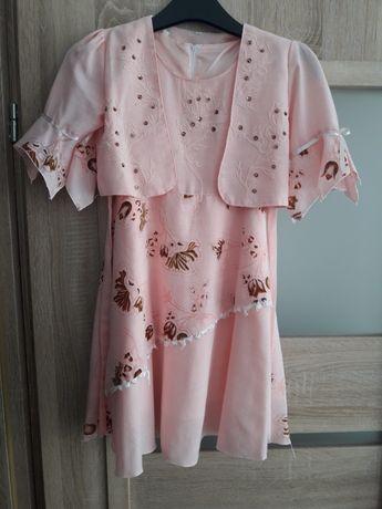 Sukienka na 6-7 lat