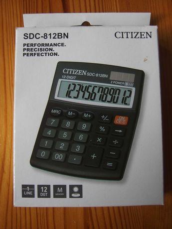 Kalkulator Citizen SDC-812BN NOWY