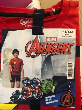 Костюм футболка + шорты 146-152