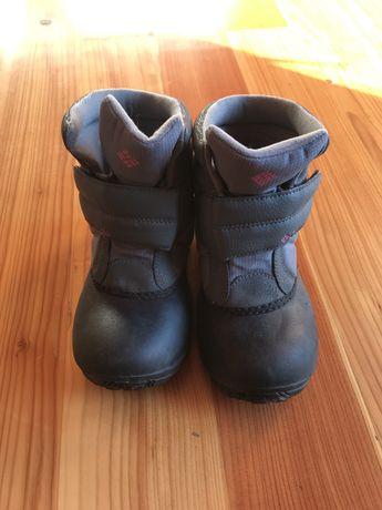 Columbia , ботинки на девочку