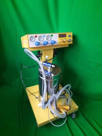 оборудование Порошковая покраска электростатическая установка
