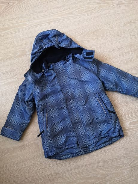 Термо куртка, демисезон.