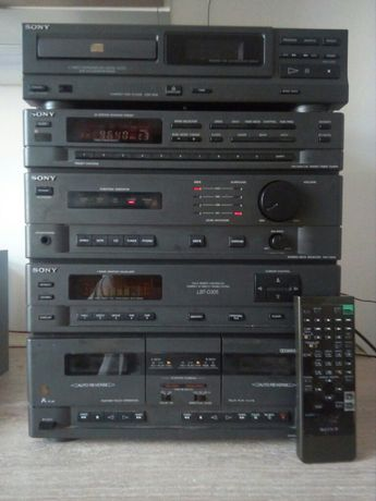 Wieża Sony LBT-D305K