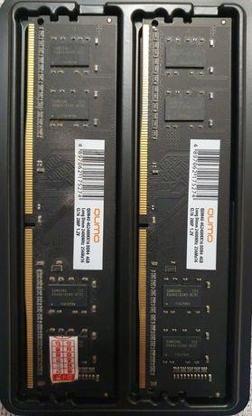 Оперативная память DDR4 (2400 MHZ) 8GB (2x4GB)