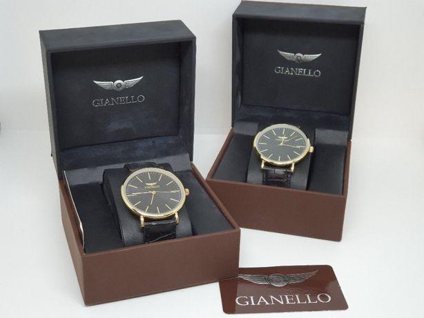 Наручные мужские часы GIANELLO GNL7714YG / НОВЫЕ! / Италия!
