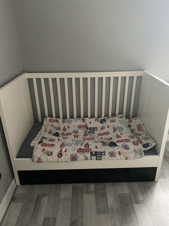 Łóżeczko STUVA Ikea