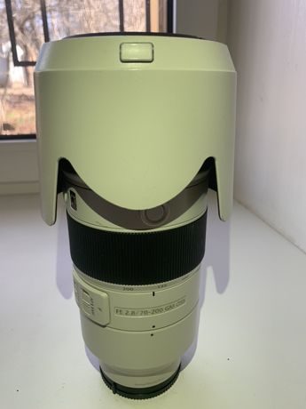Объектив Sony 70-200mm f/2.8 GM OSS