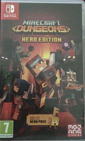 Jogo Minecraft Dungeons