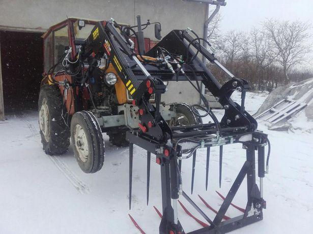 ładowacz czołowy tur 4 euro ramka 3 sekcje 900kg c330 c360 t25 hit