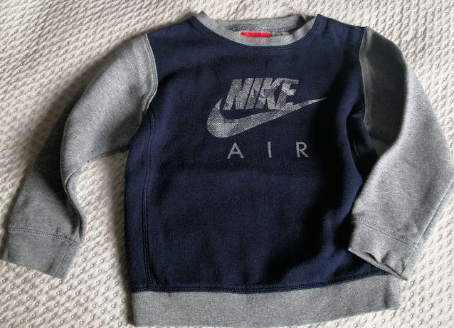 NIKE AIR fajna bluza dla malucha 2-3 lata