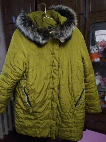 Женская куртка.Блльшой размер