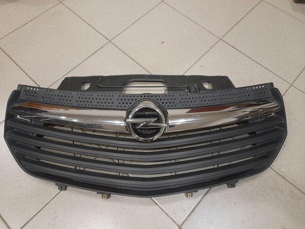 Решотка Виваро. Opel Vivaro 3. решітка гриль Віваро